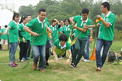 Team Building Exercises and Activities