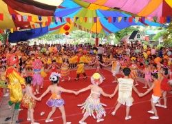 The International Children's Day of Vietnam