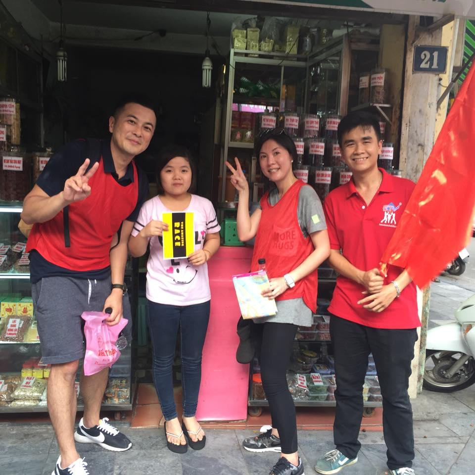 Amazing Race in Hanoi - Some specialties in Hanoi