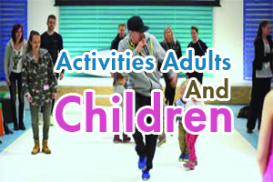 Team Building Activities for adults and children