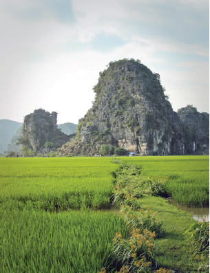Ninh Binh - the beauty of Vietnam